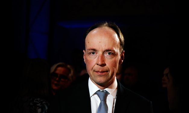 Interview with Finns Party Chair Jussi Halla-aho: 'EU Acted Irresponsibly by Outsourcing Border Control to Turkey'