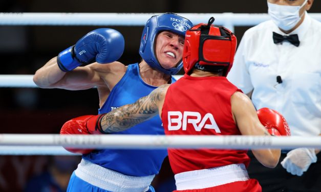 Finnish Boxer Mira Potkonen Makes Olympic History in Tokyo; Two Medals in Two Consecutive Olympics