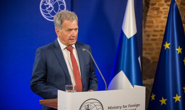 Read the Full Transcript of President Niinistö's Speech at the Ambassadors' Conference