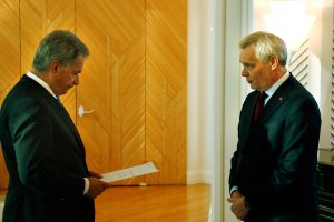 PICTURES: Prime Minister Antti Rinne Resigns; Here's How the Events Unfolded