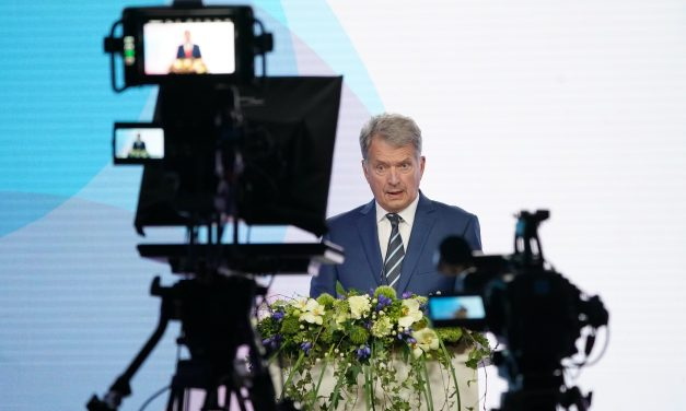 Read the Full Transcript of President Niinistö's Speech at the Ambassadors' Conference