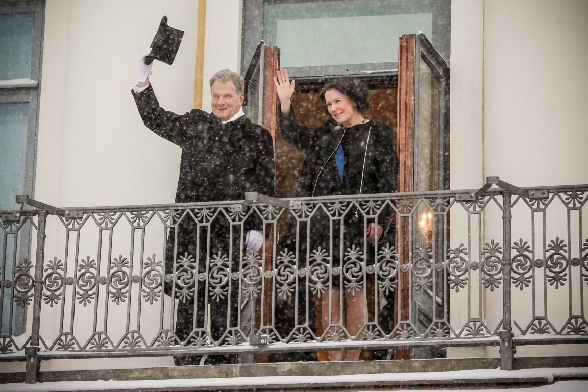 Finland's Presidential Couple Welcome a Healthy Baby Boy!