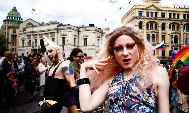 GALLERY: Pride Parade Sweeps Through Helsinki With the Power of 80,000 People