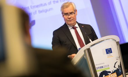 PM Antti Rinne at EU-Asia Connectivity Forum: Our Economies Are Not Made For a Population That Gets Smaller