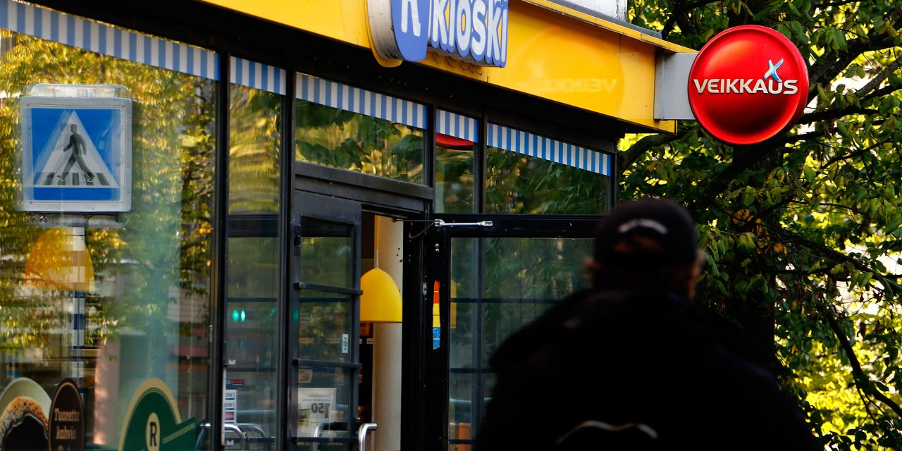 The Police Catch a Man Suspected of Attempted Armed Robbery in Helsinki's Jätkäsaari District