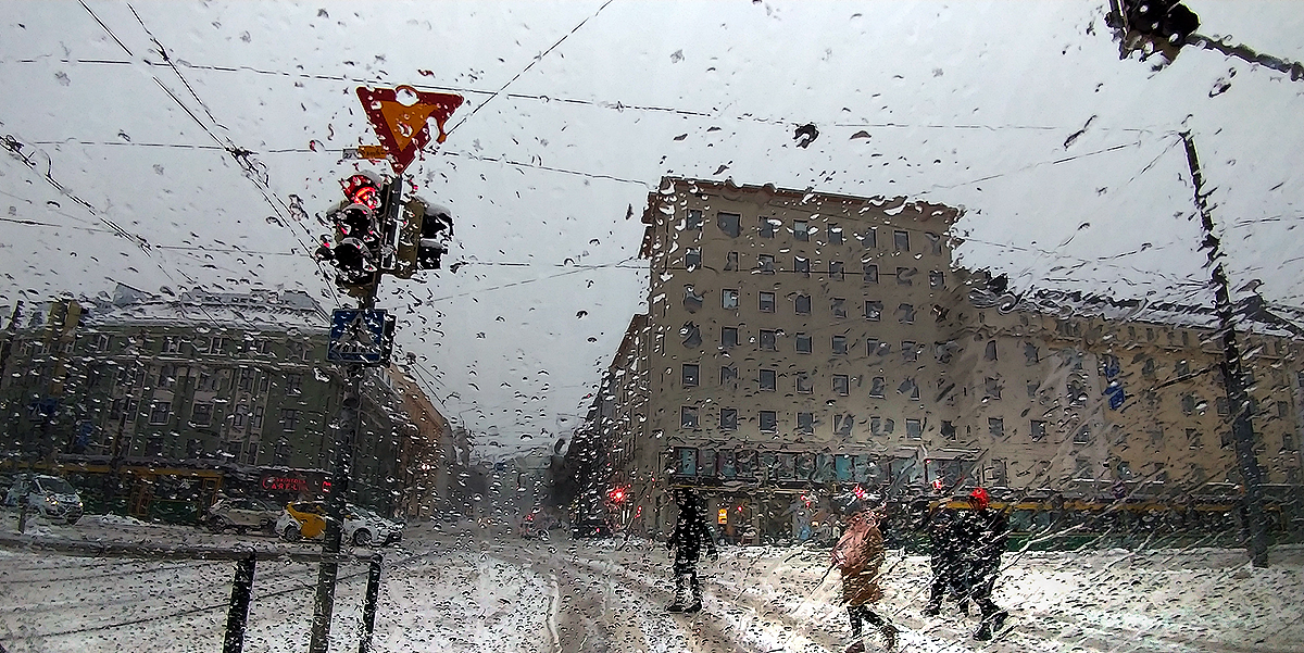 Rain, Sleet and Snow, Likely Mostly Rain, Expected Till Monday in Southern Finland