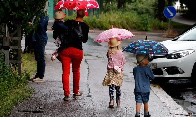 Rains and Fall Weather Ahead For the Week