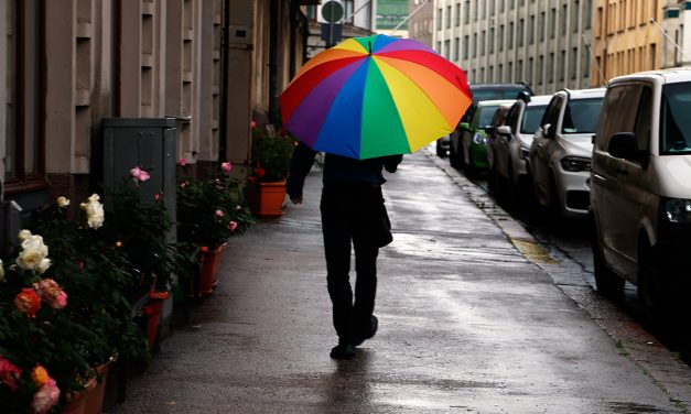 Pack Your Umbrellas and Warm Raincoats For the Weekend