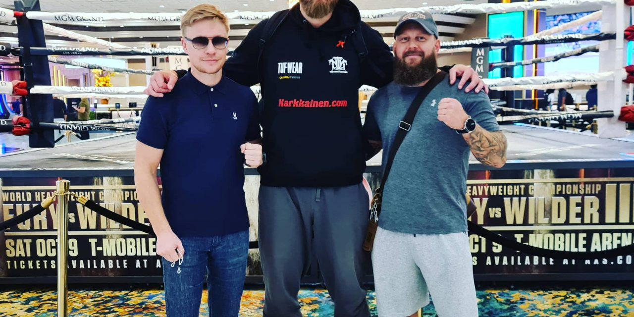 Finnish Heavyweight Boxer Robert Helenius to Face Polish Kownacki in a Rematch Tonight; 'You Are Going to See the Best Helenius Yet'