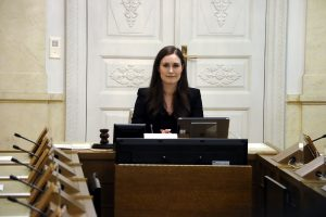 Sanna Marin Appointed as Prime Minister of Finland; 'We Want to Strengthen Equality, Education and S...