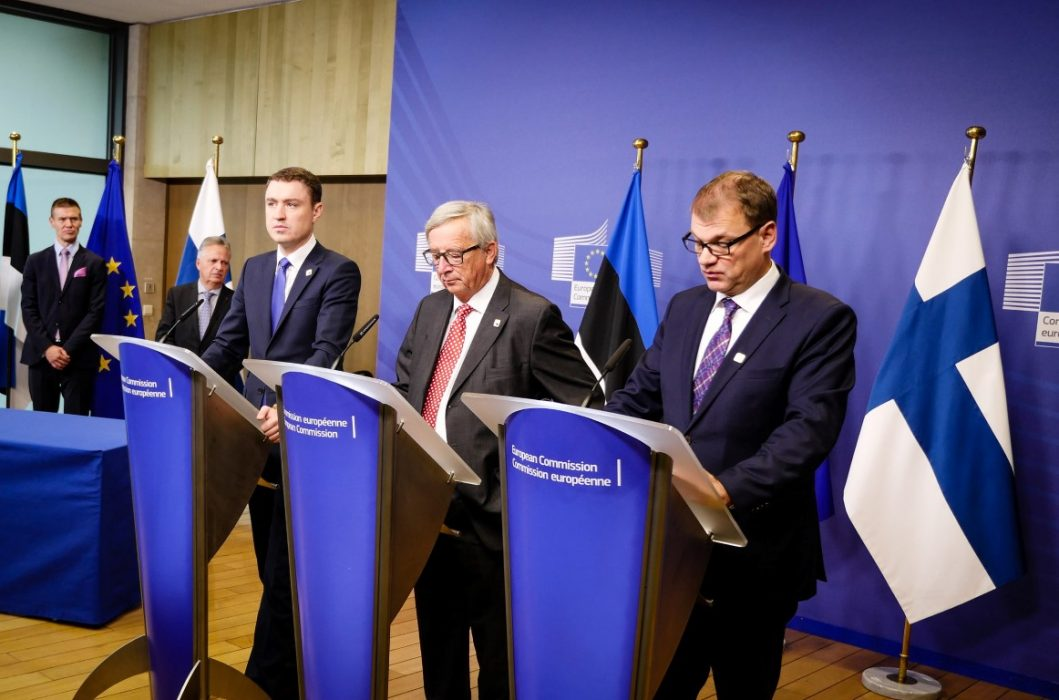 Finland and Estonia Celebrate Their Succesful Commission of Balticconnector; The Single Finnish-Estonian-Latvian Gas Market to Launch in January 2020
