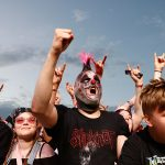 PICTURES: Slipknot Gives a Thunderous Performance for Thousands in Hyvinkää