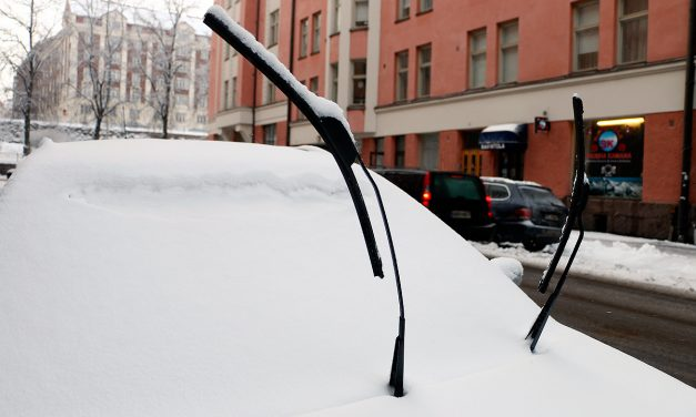 18-Hour Snowfall to Arrive in Finland