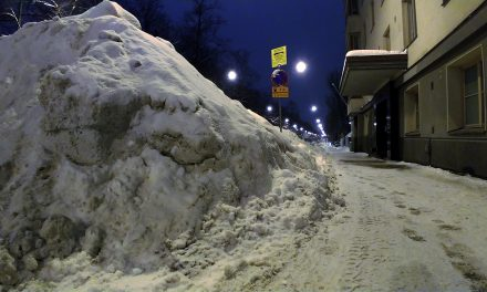 Most Snow in Unusual Places – Snow Depth in Lapland Same as in Cities in Southern Finland