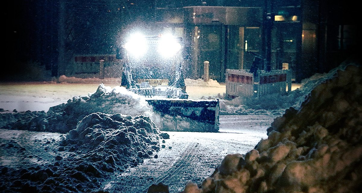 Heavy Snowfall Cancels Flights and Causes Bad Driving Weather – 27 Centimeters of Snow in Helsinki And More to Come
