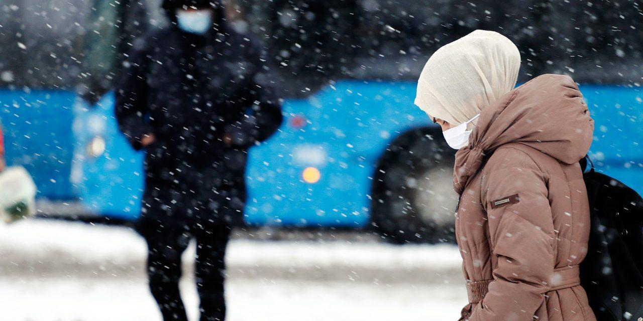 Snow Flurries Expected on Thursday
