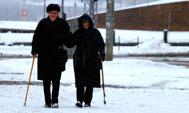 Cold Weather Ahead; Minus 20 Degrees Celsius Possible in Southern Finland