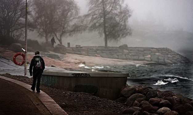 The Storm That is Raging in Europe Leaves Thousands Without Power in Finland