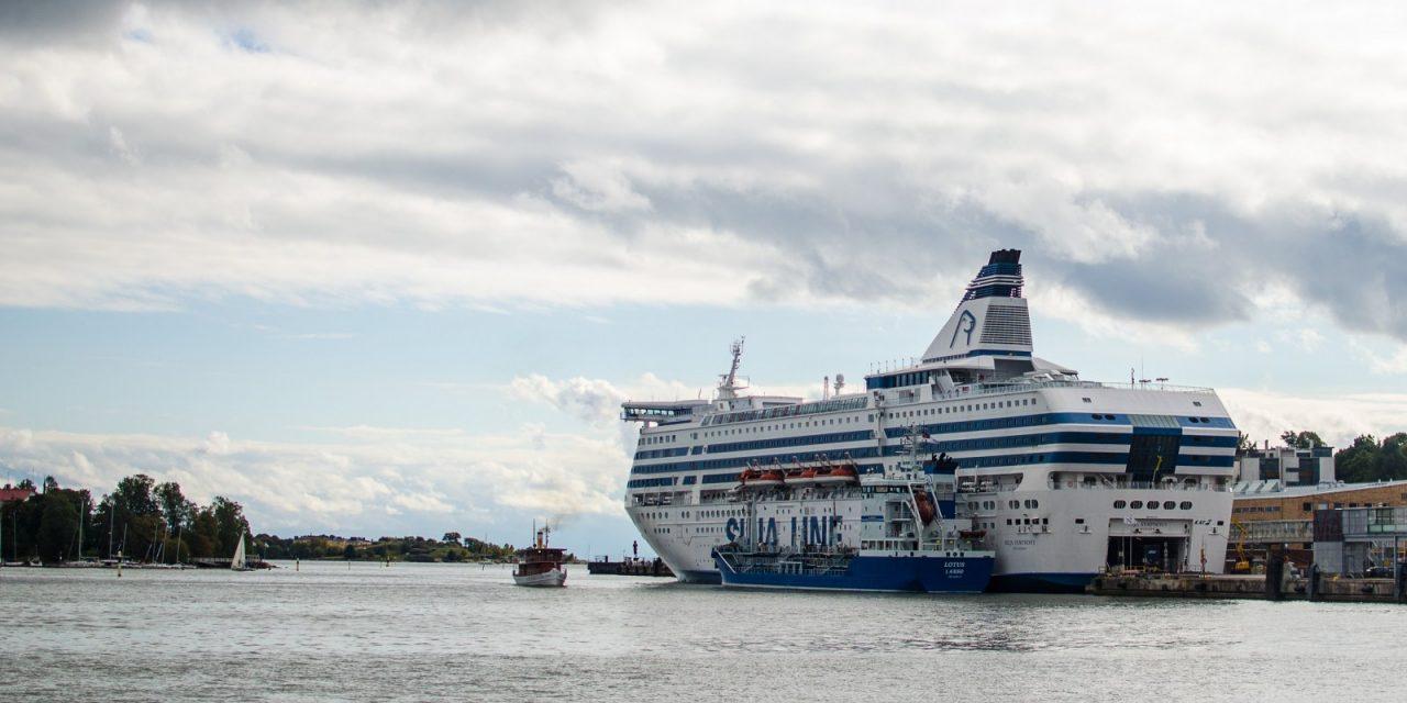 Support Strike Affects Tallink Silja's Ferries