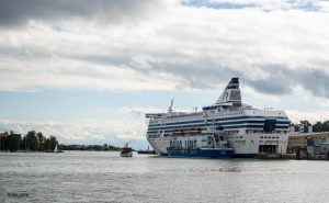 Support Strike Affects Tallink Silja's Ferries