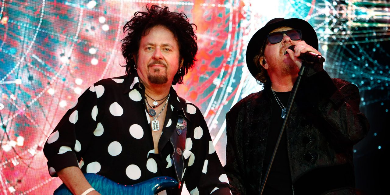 GALLERY: Toto Charms Pori at the Sold-Out Performance, Perhaps for the Last Time
