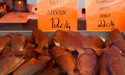 This is Why the Turku Herring Market is a Feast for Fish Lovers
