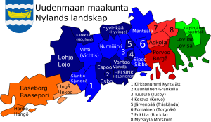 Borders of Uusimaa Region to Close Until April 19