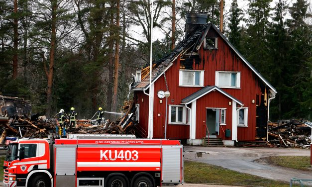 Two Suspects Imprisoned in Relation to School Arsons in Nurmijärvi