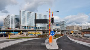 New Tunnel for Vehicle Traffic Opens in Pasila on Tuesday; Expected to Lower Traffic in Pasila Signi...