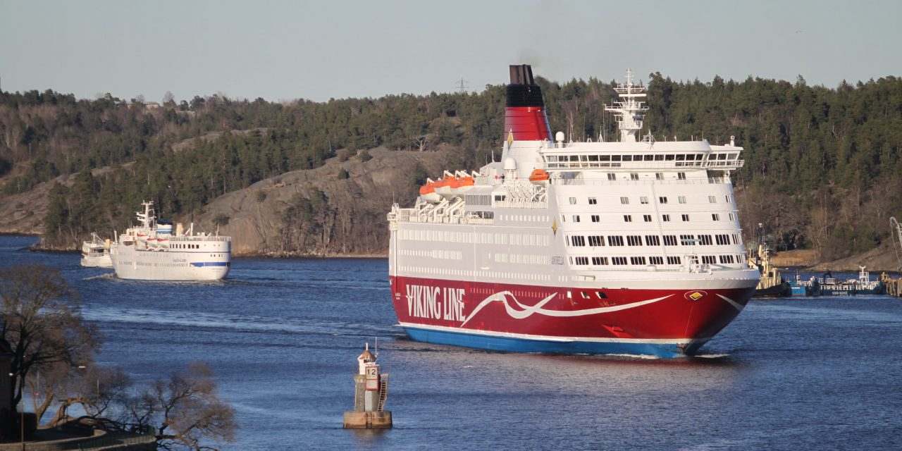 Viking Line Amorella Cruise Ferry Has Ground Contact; All Passengers Evacuated to Åland