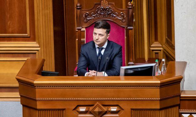 President Niinistö Spoke with the President of Ukraine Zelensky