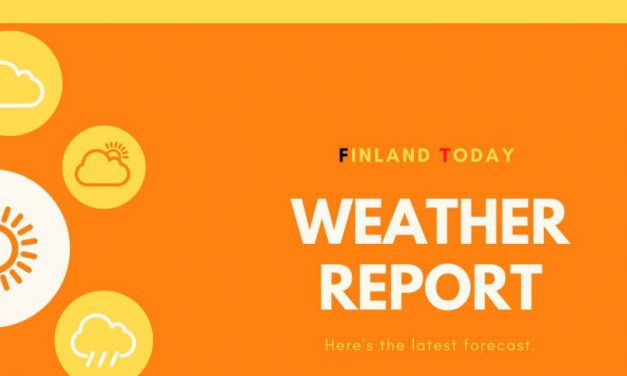 Mild and Rainy Weather Ahead in Southern and Central Finland; Minus 30 Degrees Expected in Lapland