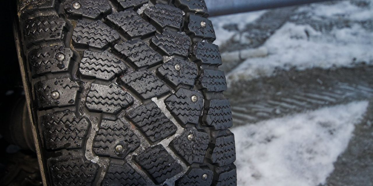 New Traffic Law Requires Winter Tires to Be Used From November 1 If the Weather So Requires