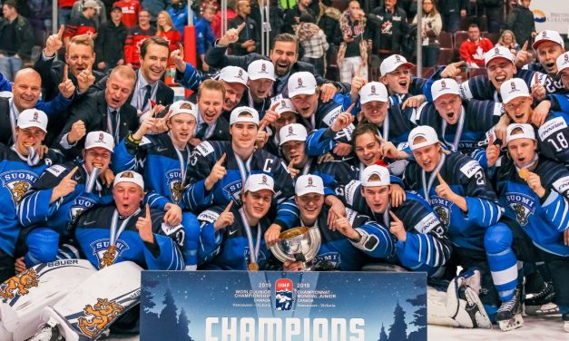 Gold! Finland Beats USA at World Junior Hockey Championships – View the Higlights