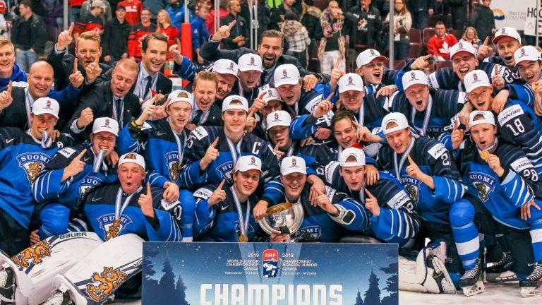 Gold! Finland Beats USA at World Junior Hockey Championships – View the Higlights