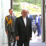 Iranian Foreign Minister Zarif Discusses Nuclear Weapons and Human Rights While Visiting Finland